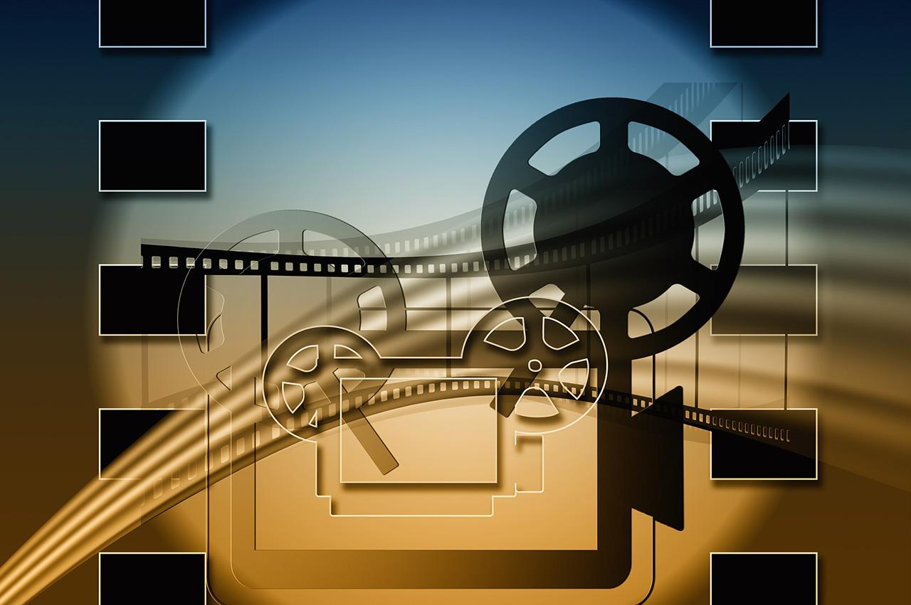 Image d'une bobine de film