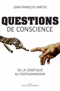 Première de couverture : Question de conscience