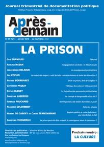 L'éthique des soins en milieu carcéral
