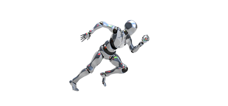 Le devenir robot de l'humain